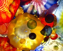Chihuly Gallery, Seattle