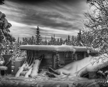 Christmas in the Yukon