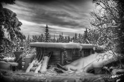 Yukon Xmas 2012 - Around the Ranch 1