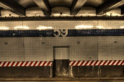 NYC - 59th St. Station 2